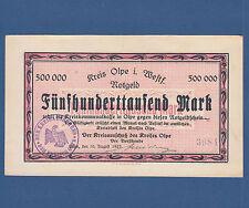 OLPE 500.000 Mark 1923 III+ / VF+