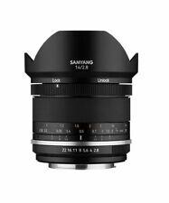 Samyang MF 14mm f/2.8 MK2 Ultra Wide Angle Lens - Nikon F