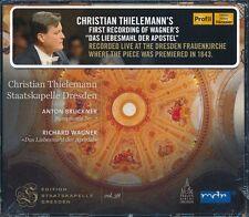 Christian Thielemann Sataatskapelle Dresden Anton Bruckner CD NEW