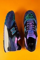 """New Balance M998AWG Made In USA """"Galaxy Pack"""" Multicolor Sneakers"""