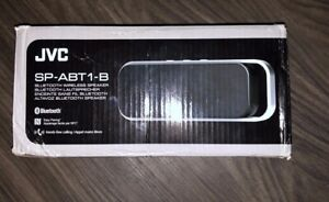 NEW JVC SP-ABT1 Wireless Bluetooth Speaker - Black