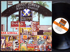 JOHNNY ALMOND Music Machine Hollywood Blues LP DERAM DES 18037 US 1970 JAZZ FUNK