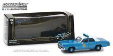 GreenLight 1/43  1975 Plymouth Fury Arkansas State Police 86536