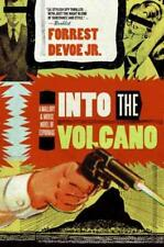 INTO THE VOLCANO - NEW PAPERBACK BOOK
