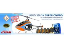 Mikado Logo 550SX Super Combo: 05330