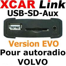 XCARLink USB-SD EVO VOLVO C70, S40, S60, S80, V40, V70, XC70...
