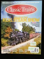 Classic Trains magazine Spring 2018 America's last REAL STEAM SHOW