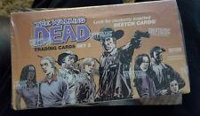 The Walking Dead Comic Set 2 Trading Card Cryptozoic Sealed Box