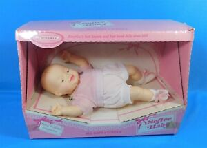 HORSMAN SOFTEE BABY DOLL ALL SOFT AND CUDDLY IN ORIGINAL BOX VINTAGE 4403 NRFB