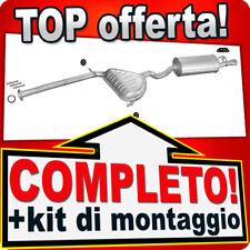 Scarico Completo ALFA ROMEO 145 1.3 1.4 1.6 1.7 16V 1994-1997 Marmitta 333