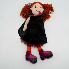"""Groovy Girls 12"""" Plush Doll Willow The Witch Red Head Halloween Witch"""