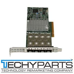 Supermicro AOC-STG-i4S Quad-Port 10Gb/s SFP+ 10GbE Intel X710-DA4 NIC CNA NIC