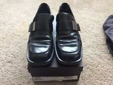 Gucci Womens Black Loafers