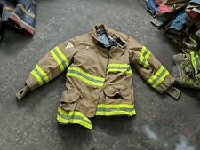 Lion Janesville Firefighter Fireman Turnout Gear Jacket Size 42/32