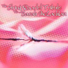 The String Quartet Tribute to Sarah McLachlan by Vitamin String Quartet/Da Capo