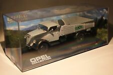 De Agostini-Opel Collection-Opel Blitz Dreitonner-LKW-1952-Sondermodell-Ixo-rare