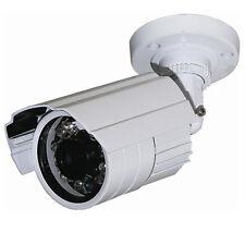 Caméra de vidéo surveillance type tube avec Capteur SONY HD 700TVL