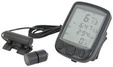 Mercury 460.117 Professional Wired Cycle Bike Bicycle Speedo Computer Black New