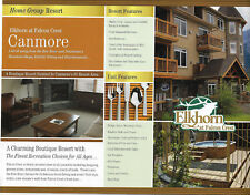Elkhorn Resort timeshare at Canmore, Alberta, Canada