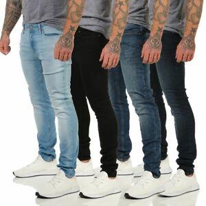 JACK & JONES  Skinny Jeans LIAM2020 enge Stretch Hose für Herren 29 - 36 NEU