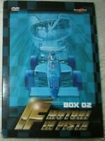 1 BOX 3 DVD MANGA NOBORU ROKUDA AUTOMOBILISMO ANIME ANNI 80, F MOTORI IN PISTA 2