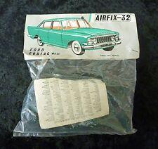 Airfix Ford Zodiac Mk III 1/32 Scale Model Kit