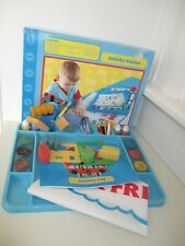 Thomas & Friends Activity Station - Play Mat, Thomas Stencils, Shaped Sponges