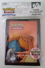 ULTRA PRO Pokemon Charizard Deck Standard Protector Sleeves - 65ct