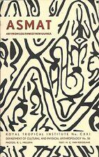 BOOK / CATALOG - ASMAT Art From Southwest New Guinea Oceanic Amsterdam 1961