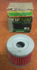 Filtre à huile Hiflofiltro HF131 Suzuki LT125 GN125 GT250 AN125 GN125