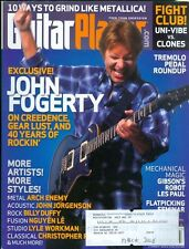 2008 Guitar Player Magazine: John Fogerty/Metallica/John Jorgenson/Billy Duffy