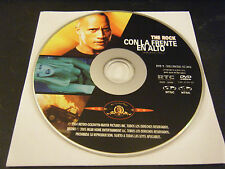Con La Frente En Alto (Walking Tall) (DVD, 2004) - Disc Only!!!!
