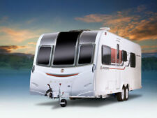 Bailey 2 Axles Caravans 4 Sleeping Capacity