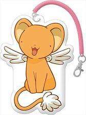NEW Card Captor Sakura Cerberus Kero-chan Pass Case w/chain Official Japan