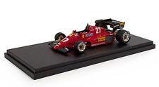 Kings Models 1/43 1983 Ferrari 126 C3 #27 Patrick Tambay German Grand Prix Test
