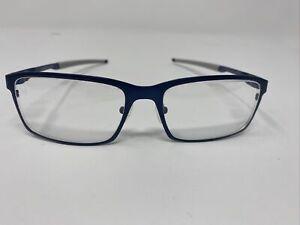 OAKLEY OX3232-0454 Matte Midnight 141 54/17 Mens Eyeglass Frames G4