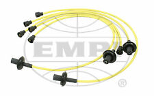 EMPI 9400 VW BUG COPPER CORE IGNITION WIRES YELLOW