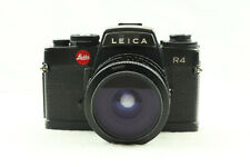 Leica R4 35mm SLR Film Camera With Tamron 28mm F2.5 Lens BLACK- BB 705