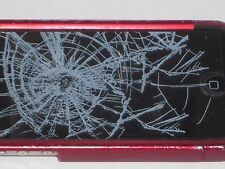 Cell Phone Gag - Reusable Cracked Screen Decal Joke/Gag Smartphone Crack Sticker