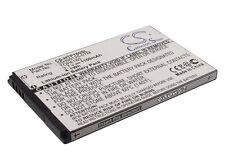 3.7V battery for HTC Topaz 100, T5388, Rome, Click, Mega 100, T5353, Touch Diamo