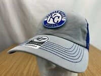 KANSAS CITY ROYALS KC Patch HAT CAP 47 BRAND CLEAN UP Slouch MESH SNAP BACK NWT