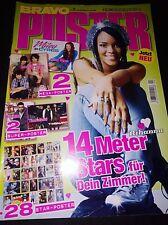 Bravo Poster Rihanna Timbaland Shahrukh Khan Dieter Bohlen Michael Jackson