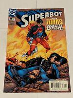Superboy #81 December 2000 DC Comics Faerber Herrera Champagne