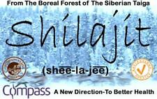 Siberian Taiga Shilajit Solution-Lab Glass + Eyedropper-NonProfit Organization