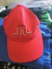 e627be7b5e2 j lindeberg Cap Size Small Men s