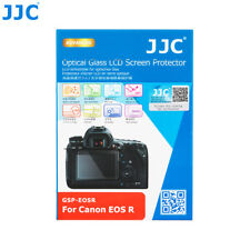 JJC 0.3mm 9H HD Optical Tempered Glass Screen Protector for CANON EOS R Camera