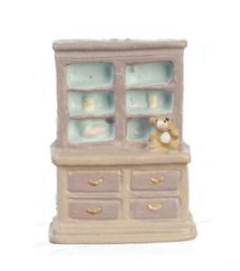 Dolls House Dresser 1:48 Scale 1/4 inch Mini Miniature Dining Room Furniture