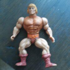 1981 Mattell He-Man Action Figure 1st Edition