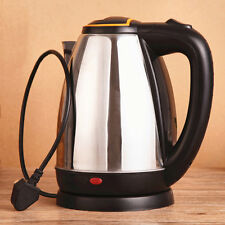 2L Good Quality Stainless Steel Electric Automatic Cut Off Jug Kettle BS