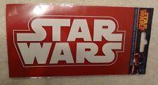 Star Wars LOGO Window Sticker FREE SHIPPING New Decal